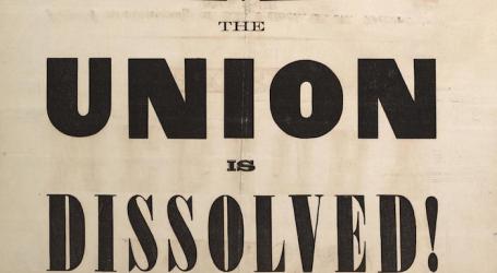L'unità nazionale è in pericolo? E se sì, perché?