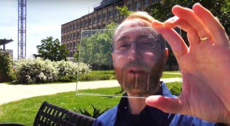 Nuovo pannello solare trasparente: finalmente si potrà produrre energia dalle finestre di casa!