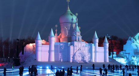 Cina. Lo spettacolare festival del ghiaccio di Harbin