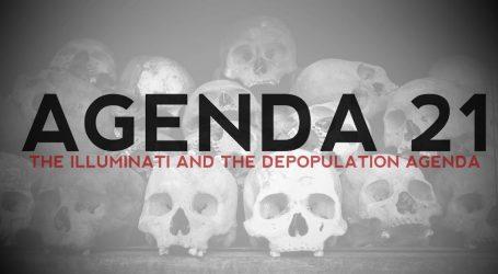 Unico tema: DE-POPOLAZIONE – David Rockefeller pubblicamente in video – Agenda 21, Usa