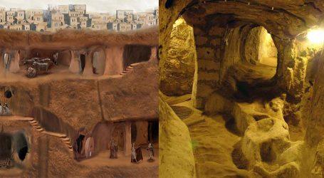 Scoperta un'antica città sotterranea di 3500 anni Costruita per proteggere l'umanità da un disastro globale ?