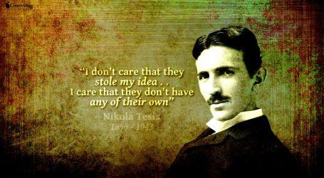 Nikola Tesla, televisori, computer e tutti gli altri apparecchi elettronici non avevano bisogno di fili