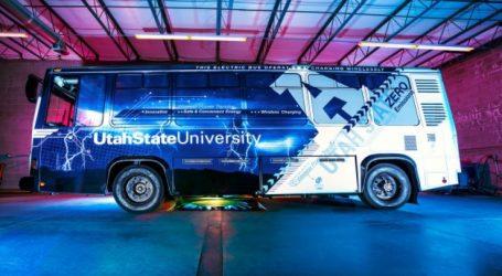 Università utilizza tecnologia di Nikola Tesla, ricarica bus elettrico con il sistema wireless