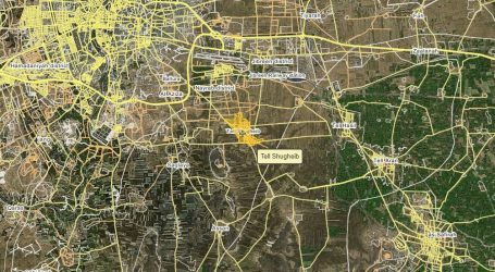 Attacco aereo israeliano alla città martire di Aleppo, che conosce per l'ennesima volta il terrore delle bombe