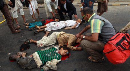 Yemen: 16.000 vittime, tra cui 3547 bambini, in 4 anni di aggressione dell'Arabia Saudita sponsorizzata dagli USA
