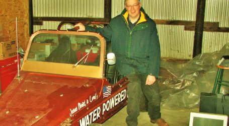 Motore ad Acqua di Stan Mayer