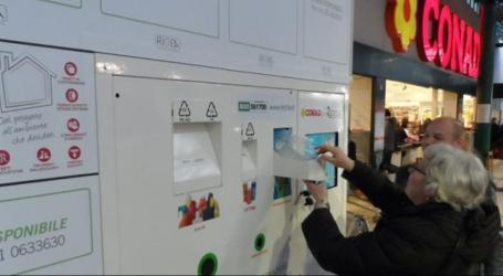 3 bottiglie 1 euro: il macchinario per riciclare la plastica che ti paga la spesa!