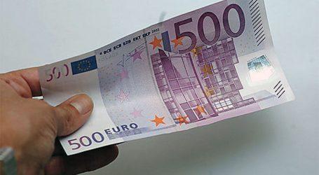 L'anniversario della valuta Europea e i Funerali del Taglio da 500 Euro