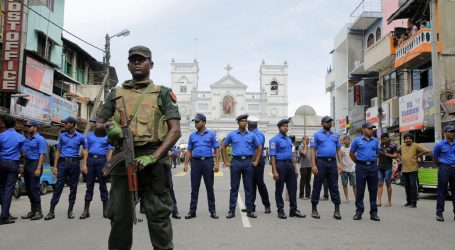 La polizia dello Sri Lanka Gia' Sapeva 10 Giorni Prima