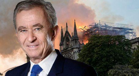 Le Donazioni dei Miliardari Trasformeranno Notre-Dame in un Monumento All'Ipocrisia