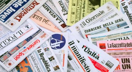 Vendite giornali febbraio 2019: Corriere e Repubblica, crisi attenuata. Soffre Il Fatto