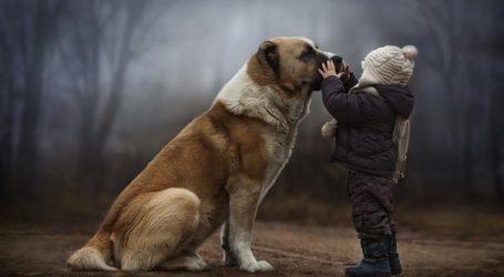 L'amore tra bambini e animali li renderà adulti migliori