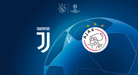 Juventus-Ajax Analisi Tattica