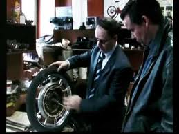Bicicletta Magnetica di Produzione Russa