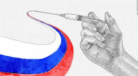 LA Russia Sostituisce i Vaccini Stanieri con Quelli  Nazionali