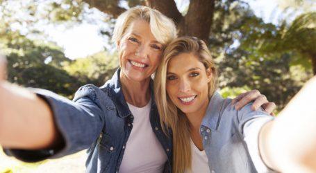 Smiley Madre e Figlia