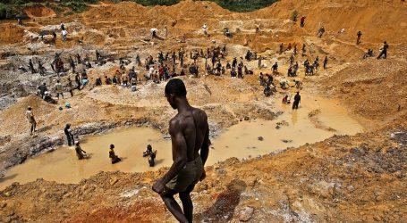 Il 98,3 Percento Dell'Oro del Ghana Finisce in Mano alle Multinazionali