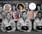 Sind die Besatzungsmitglieder des Space Shuttle Challenger von 1986 noch am Leben?