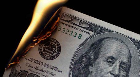 La Dominazione Globale Del Dollaro USA Sta Volgendo Al Termine