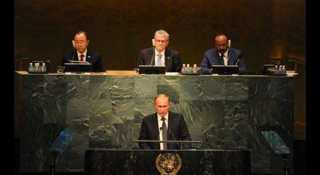Discorso di Vladimir Putin alle Nazioni