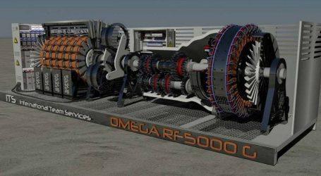 Generatore OMEGA RF-5000  Energia illimitata e GRATUITA!