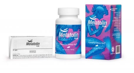 Melatolin Plus Per Problemi di Insonnia