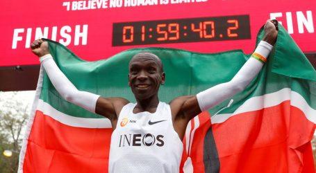 Eliud Kipchoge Intervista Allenamenti e Segreti del Campione di Maratona