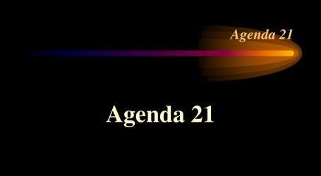 Che cos'è Agenda 21
