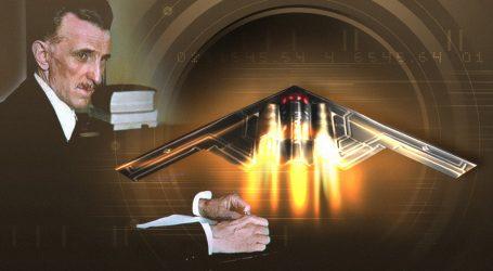 Nikola Tesla-Nazismo e il Velo Segreto dell'Invisibilità