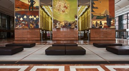L'Arte degli Illuminati nella Bank of America