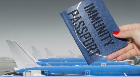 Come Previsto: I Passaporti della Immunità non sono più una Fantasia
