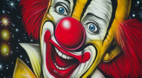 Benvenuti nel Mondo dei Clown.