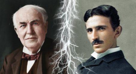 Nikola Tesla, Thomas Edison e l'Eterno Conflitto per il Futuro del Mondo!