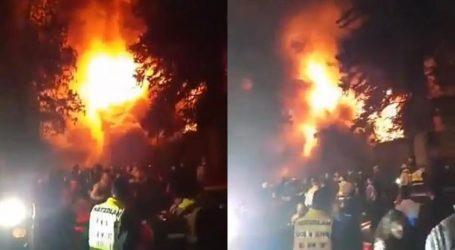 Laste Minute! Grande Incendio in una Casa di Cura a New York: Molti Intrappolati