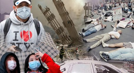 The Fake Pandemic is the Global 9/11