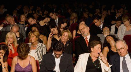 Il Popolo Dorme di Fronte ad un Esperimento Deliberatamente Pianificato