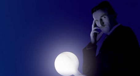 Documento Raro: Nikola Tesla Guarda alla Scienza per Porre fine alla Guerra