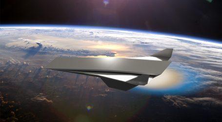 La Detonazione Congelata Potrebbe Consentire il Volo Ipersonico