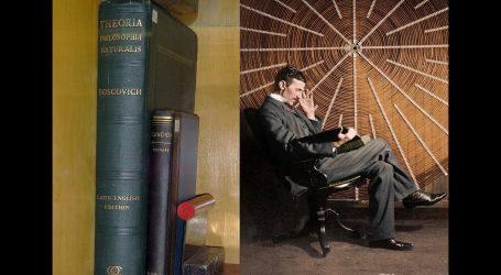 I Diari Perduti di Nikola Tesla